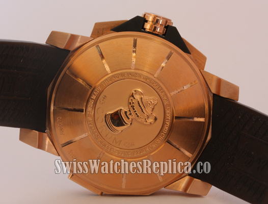 Corum Back Cover Watch