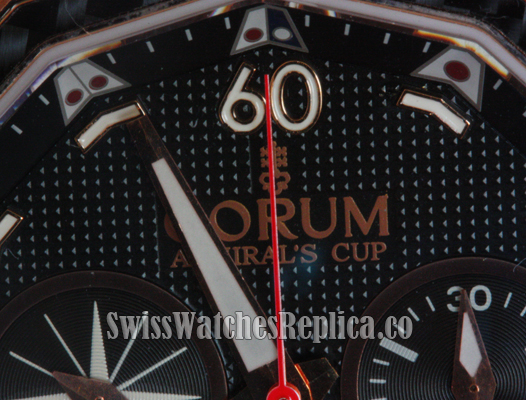 Fake Corum Close-up