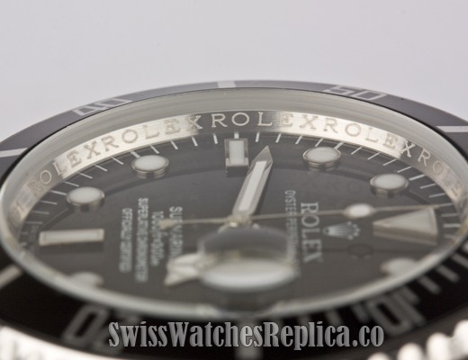 Rolex Imitation Watch side view