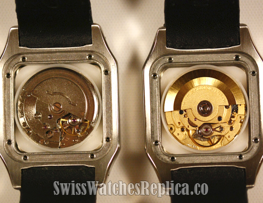 Difference Between Japanese and Swiss Replica Movement