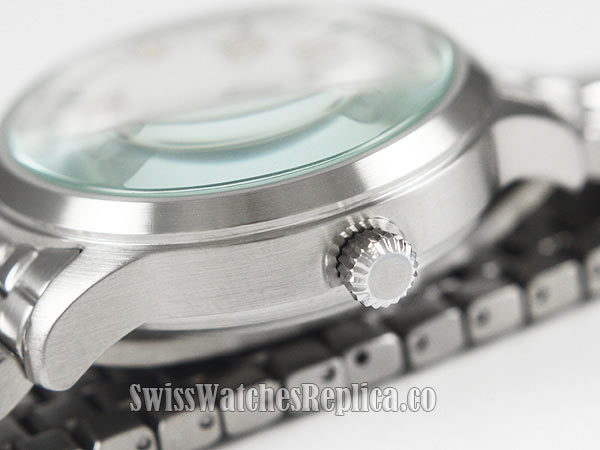 fake IWC Watch Sapphire Crystal