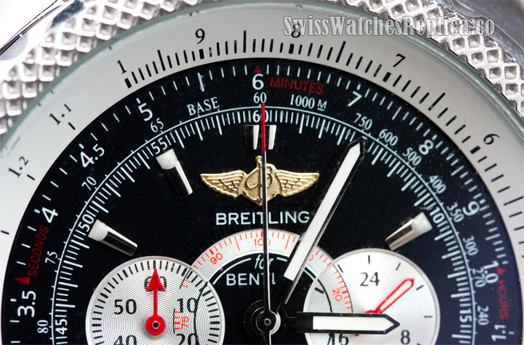 Fake Breitling Watch Chronograph