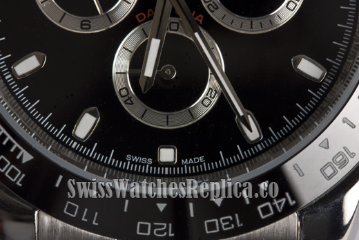 Fake Rolex Closeup 3