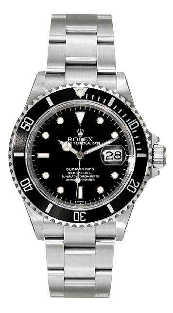Authentic Submariner