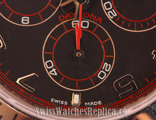 Chronograph Close-up