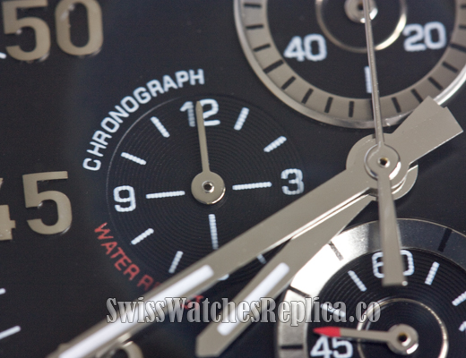 Fake Tag Heuer Chronograph