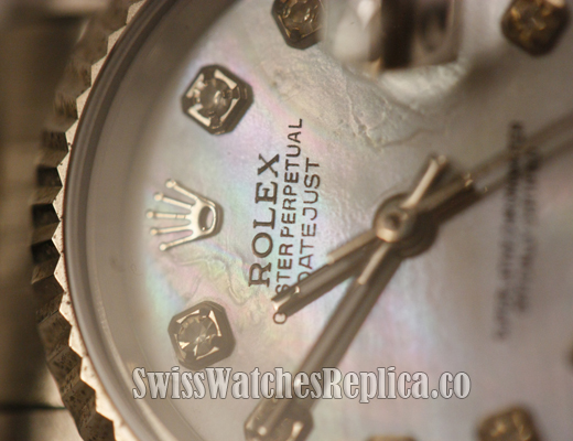 Diamond Datejust Lady 1