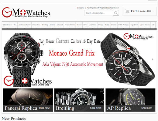 More Watches,Swiss Replicas