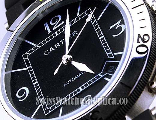 Cartier Pasha Seatimer Replica Watch