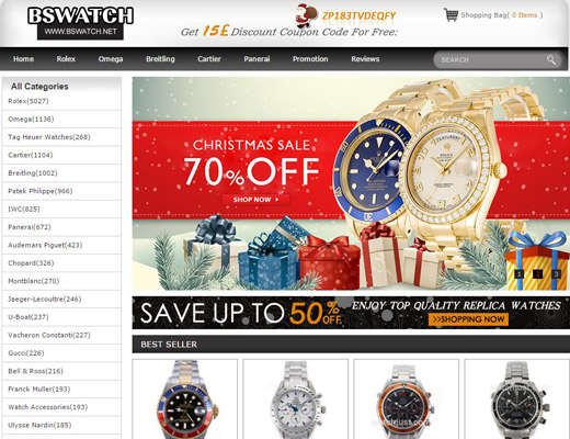 Best Swiss Replica Watches UK
