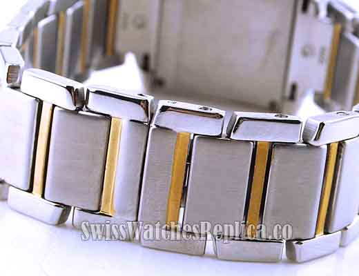 two tone clasp