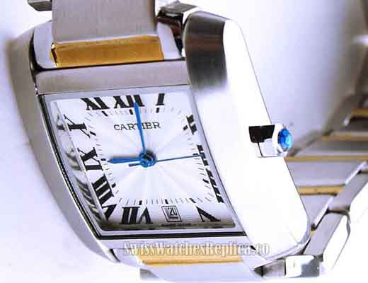 FAKE CARTIER DIAL CLOSE