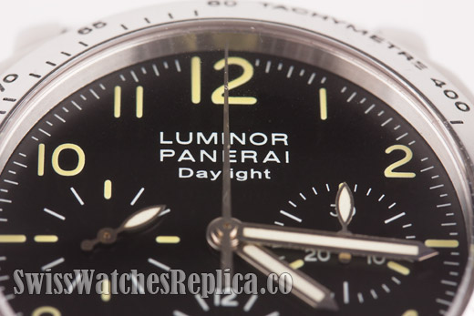 black panerai imitation watch