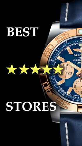 Best Replica Watches Stores