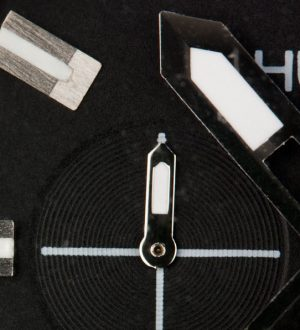 fake hublot watch logo on dial