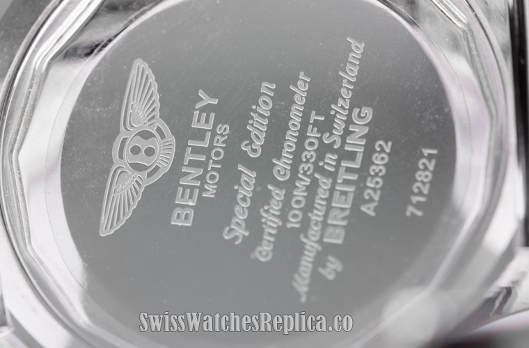 Replica Breitling Watch back cover